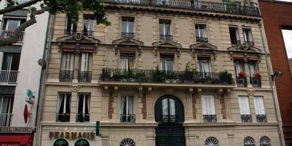 Villa Chanez Paris