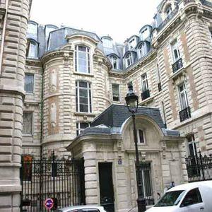 8 Rue Murillo 75008 Paris