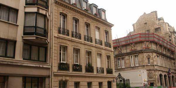 rue du colonel combes 75007 paris. Black Bedroom Furniture Sets. Home Design Ideas