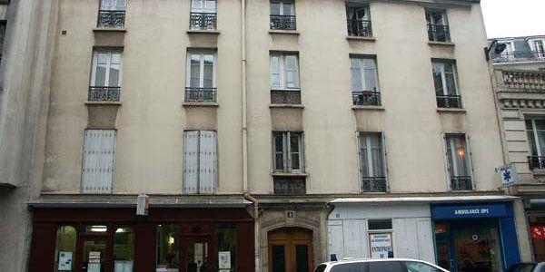rue castagnary 75015 paris. Black Bedroom Furniture Sets. Home Design Ideas