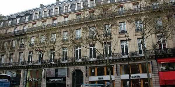 French : Paris 2e Arrondissement DES CAPUCINES