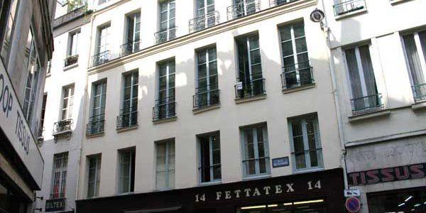 rue des je u00fbneurs  75002 paris