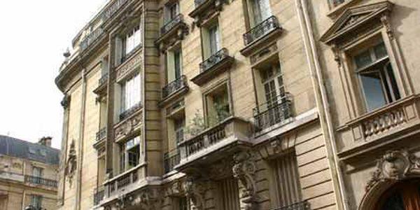 rue de l 39 amiral hamelin 75016 paris. Black Bedroom Furniture Sets. Home Design Ideas