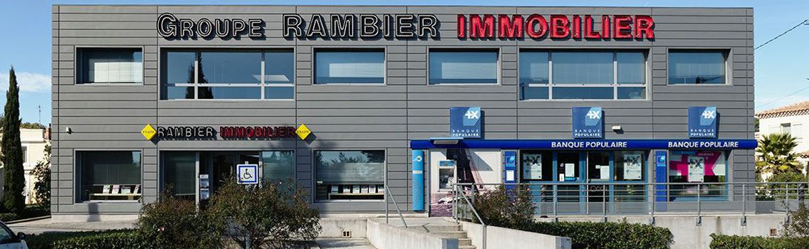 Rambier Immobilier Montpellier