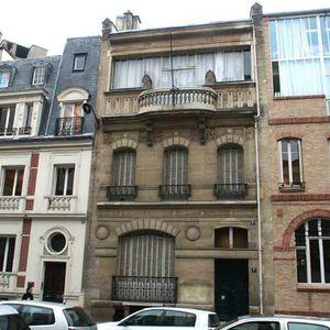 """Résultat de recherche d'images pour """"7 r Alphonse de Neuville, 75017 PARIS"""""""