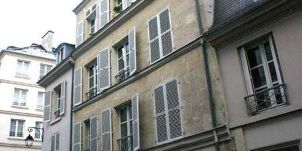 rue de l 39 h tel colbert 75005 paris. Black Bedroom Furniture Sets. Home Design Ideas