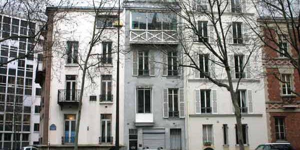avenue gourgaud 75017 paris. Black Bedroom Furniture Sets. Home Design Ideas