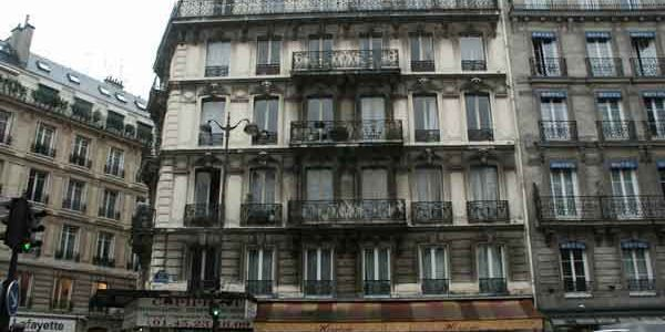rue riboutt 75009 paris. Black Bedroom Furniture Sets. Home Design Ideas