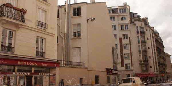 rue des feuillantines 75005 paris. Black Bedroom Furniture Sets. Home Design Ideas
