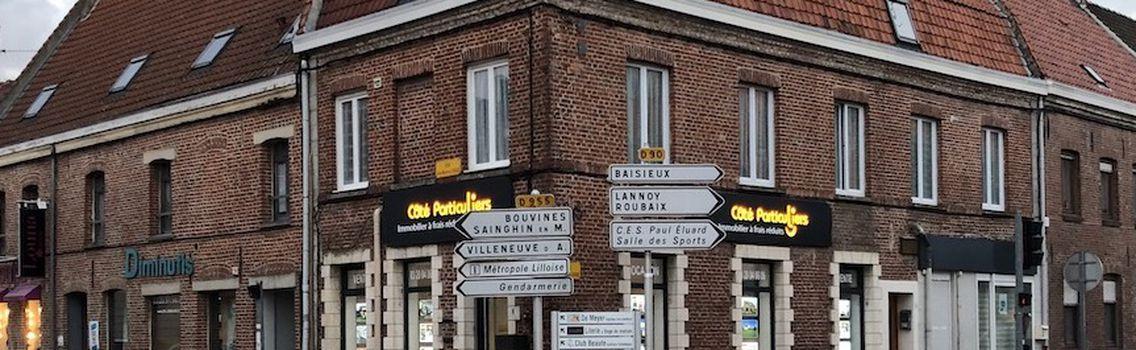 Cote Particuliers Immobilier A Frais Reduits Cysoing 59830
