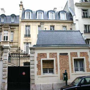 14 Rue Murillo 75008 Paris