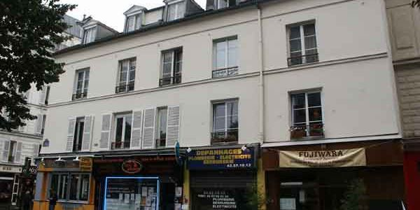 Rue Oberkampf, 75011 Paris