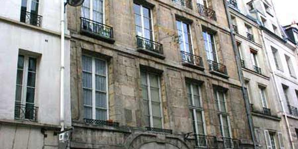 rue de bi vre 75005 paris. Black Bedroom Furniture Sets. Home Design Ideas