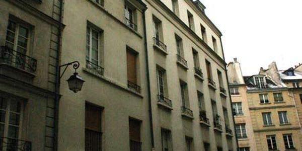 rue des trois portes 75005 paris. Black Bedroom Furniture Sets. Home Design Ideas